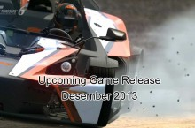 Upcoming Game Release: Desember 2013