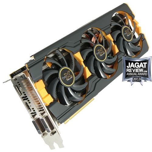 SAPPHIRE TRI-X R9 290X 4GB GDDR5 OC (UEFI) 1040 5200