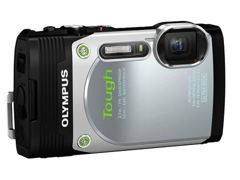 Olympus Umumkan Kamera Tangguh Stylus Tough TG-850 iHS