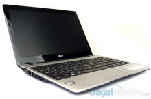 Review Acer Aspire V5 123: Notebook Mini dengan AMD E1