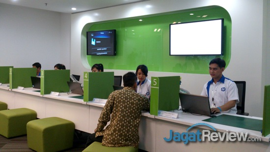 Hp Buka Service Center Terbesar Di Indonesia Jagat Review
