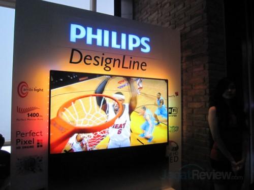 Smart TV Philips DesignLine