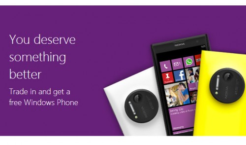 Lumia Trade In