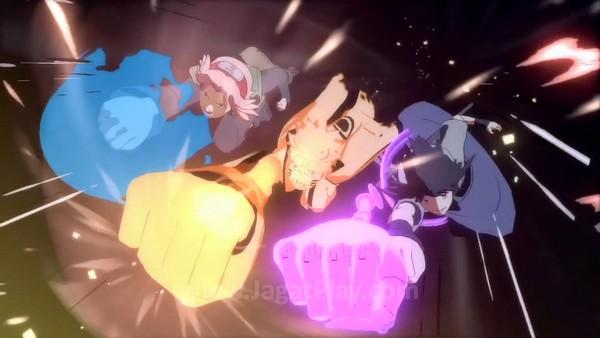 Naruto Ultimate Ninja Storm Revolution, seru abis !