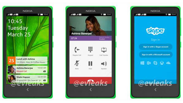 Nokia Normandy, Android tapi gak pake google playstore !