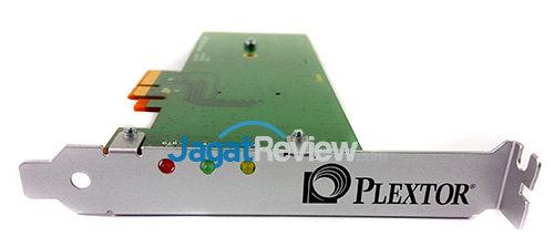 Plextor M6e 256 - Sisi