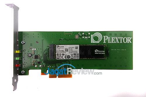 Plextor M6e 256