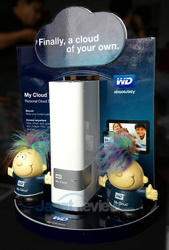 WD My Cloud - Drive