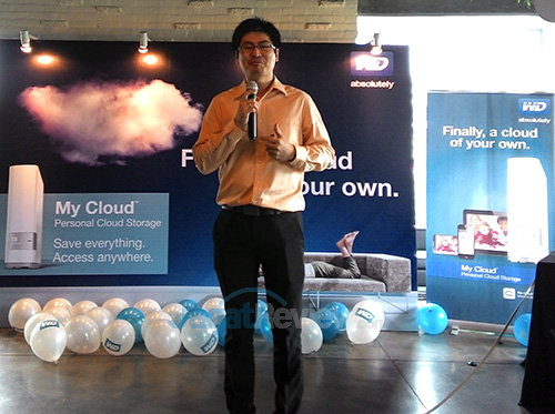 WD My Cloud - Launch