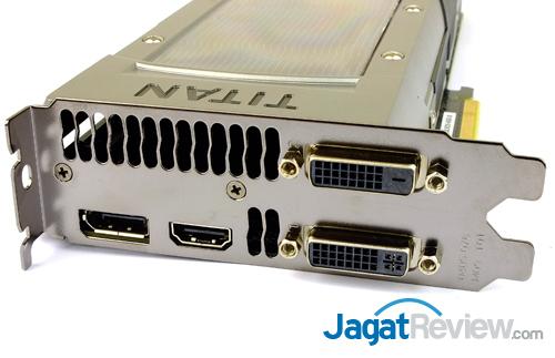 gigabyte gtx titan black display connector