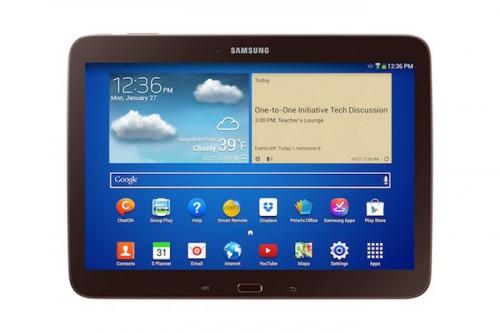 Samsung Siapkan Galaxy Tab Baru Khusus untuk Edukasi