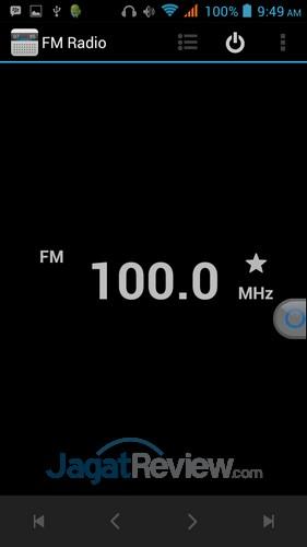 Evercoss Elevate A66s - FM Radio