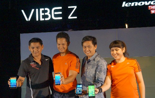 Lenovo Vibe Z - Launch