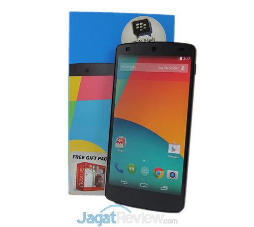 Review LG Nexus 5: Smartphone Android Kencang dari Google ...