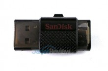 Review SanDisk Ultra Dual USB Drive 16 GB: Flash Disk untuk Smartphone,..