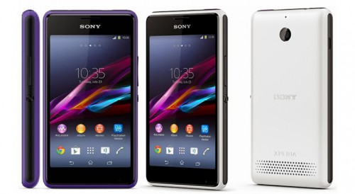 Sony-Xperia-E1-and-Xperia-E1-Dual-Officially-Introduced-in-India