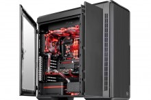 [PR] Dual Swing Door Full-tower PC case – Thermaltake Urban T81