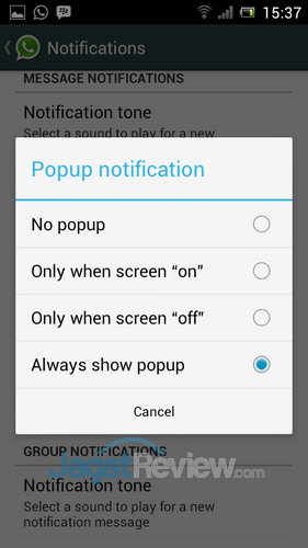 Tips WA _ Notifikasi PopUp 06