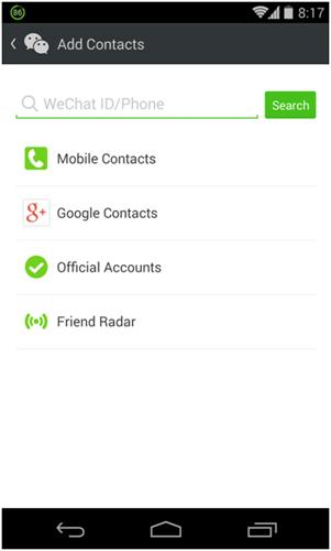 Wechat id menggunakan hack cara Cara Menggunakan