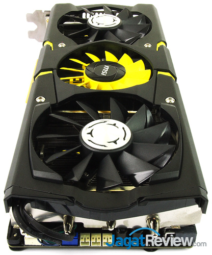 msi r9 290x lightning triple fans