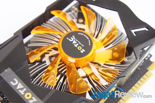 zotac gtx 750 fan