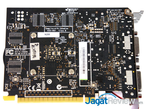zotac gtx 750 pcb