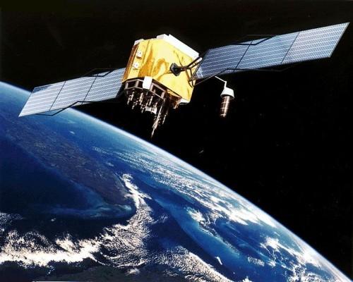 GLONASS_Satellite