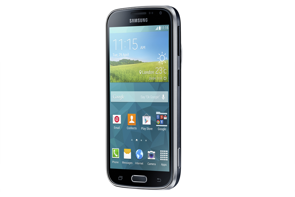 PR Samsung Memperkenalkan Galaxy K Zoom Smartphone Baru