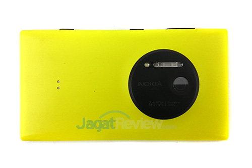 Nokia Lumia 1020 - Belakang
