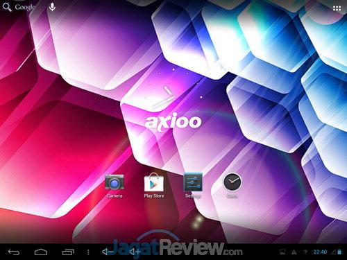 SS OS Axioo PICOpad 7 3G (3)