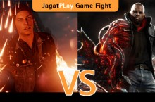 GameFight: Infamous Second Son VS Prototype 2