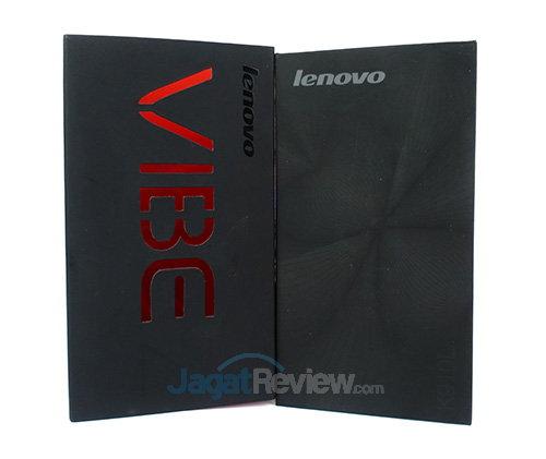 Lenovo Vibe Z - Kemasan Dalam
