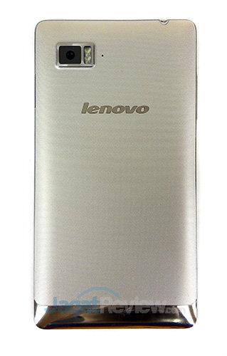 Lenovo Vibe Z - Tampak Belakang