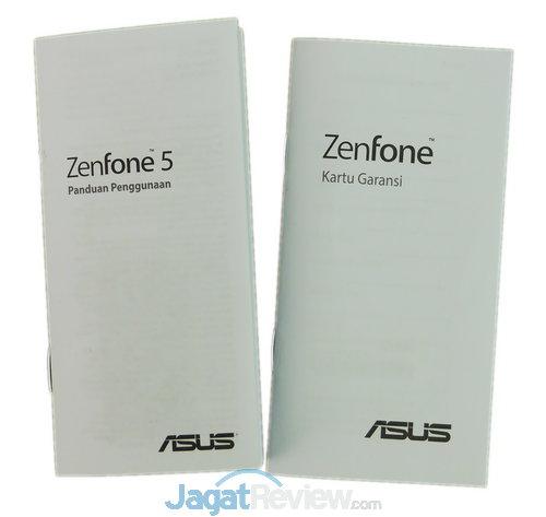 Paket Penjualan Zenfone 5 2