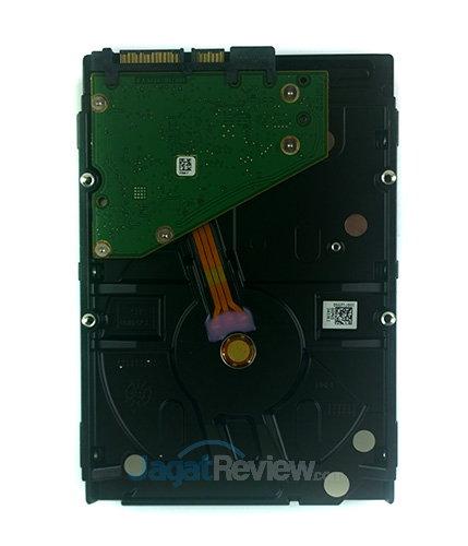 Seagate NAS HDD 4TB - Belakang