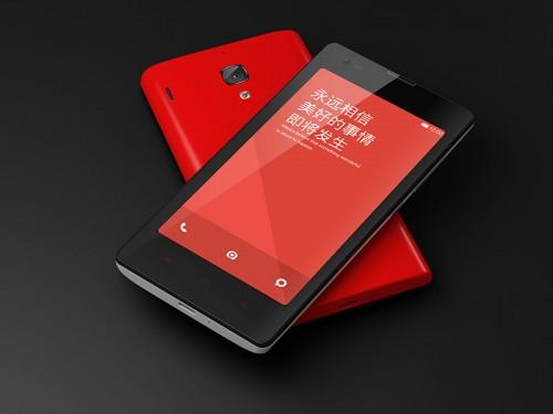 Xiaomi Hongmi 'Red Rice'