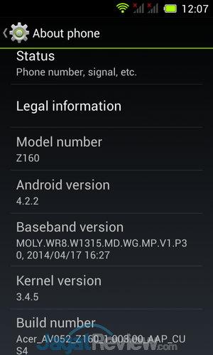 Acer Liquid Z4 SS OS (1)