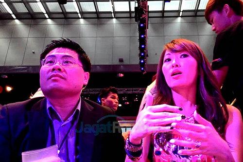 Ann Bai dan Nathan Su