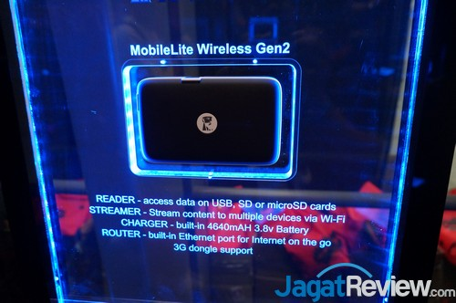 MobileLite Wireless Gen2 dari Kingston