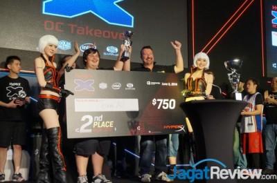 Second Place : Team AU