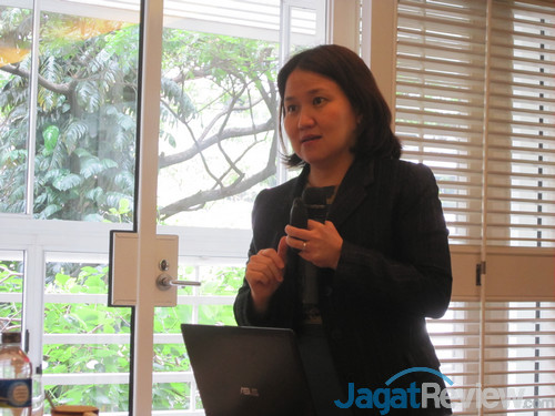Megawaty Khie, Managing Director SAP Indonesia