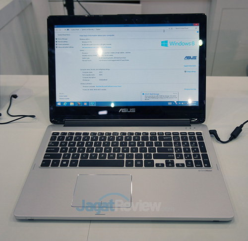 Intel Booth Raid - 2 in 1 ASUS Transformer BookFlip T500