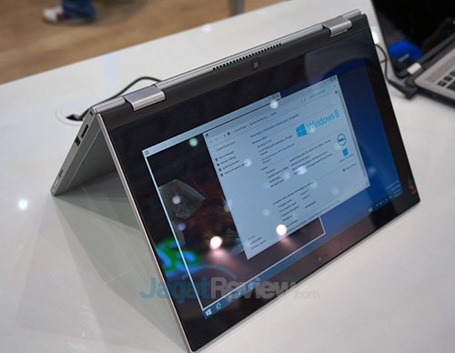 Intel Booth Raid - 2 in 1 Dell Inspiron 11