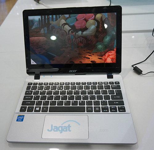 Intel Booth Raid - Acer V3-111
