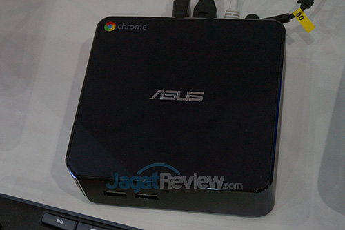Intel Booth Raid - Chrome ASUS MiniPC