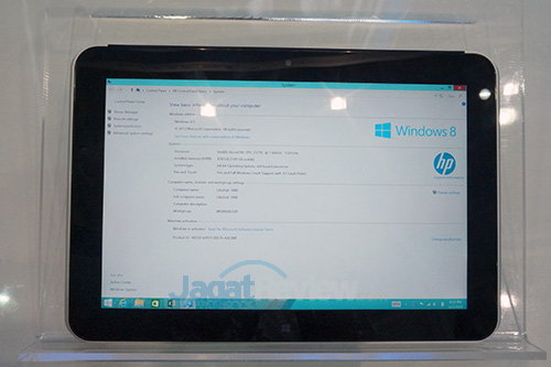 Intel Booth Raid - HP ElitePad 1000