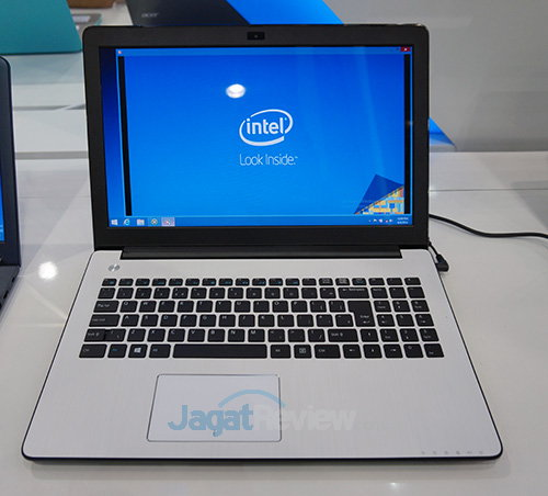 Intel Booth Raid - Notebook Cina lainnya