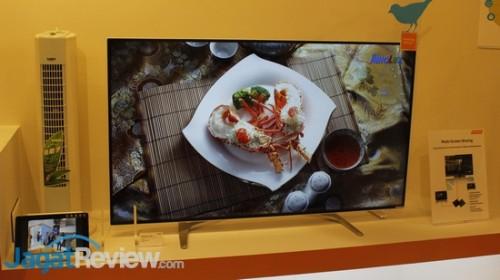 Demo screen sharing dengan chip berteknologi terbaru MTK