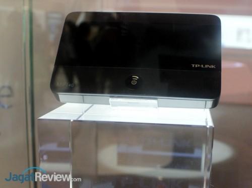 M7350 - 4G LTE Advanced Mobile WiFi