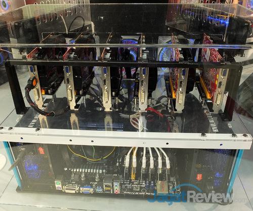 booth raid biostar bitcoin system